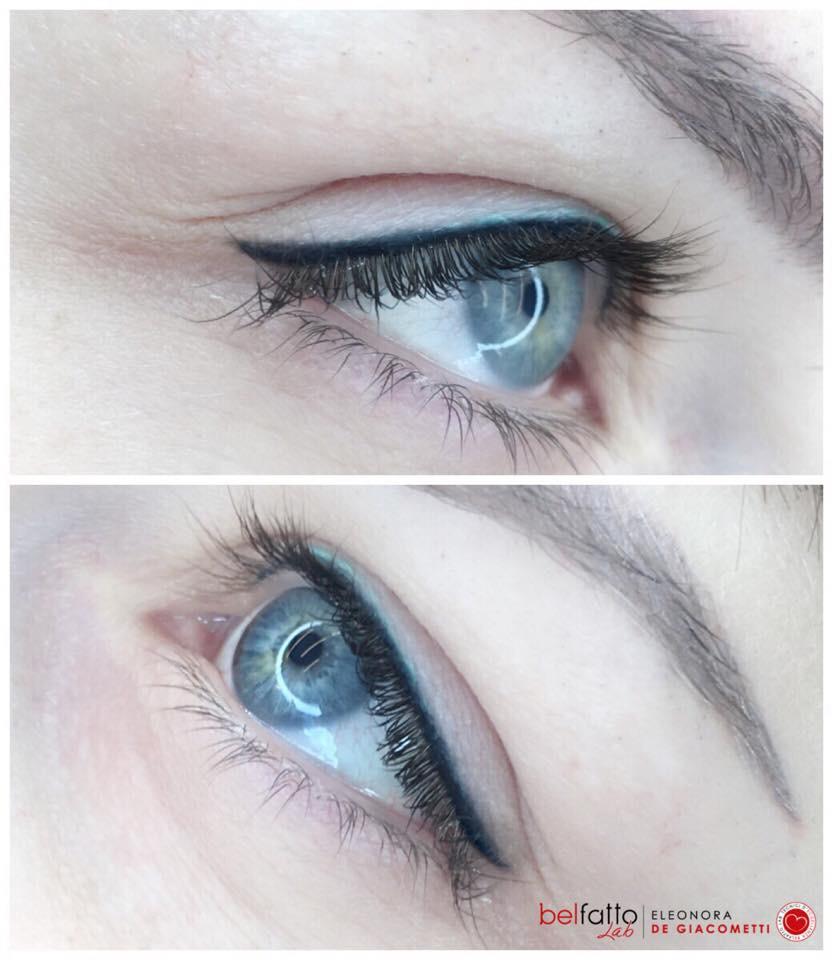 eye liner roma